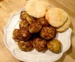 Ottolenghi Turkey & Courgette Burgers
