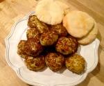Ottolenghi Turkey & Courgette Burgers